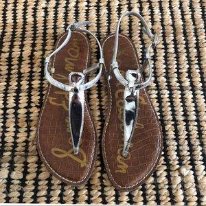 SAM EDELMAN Gigi thong sandal size 6.5
